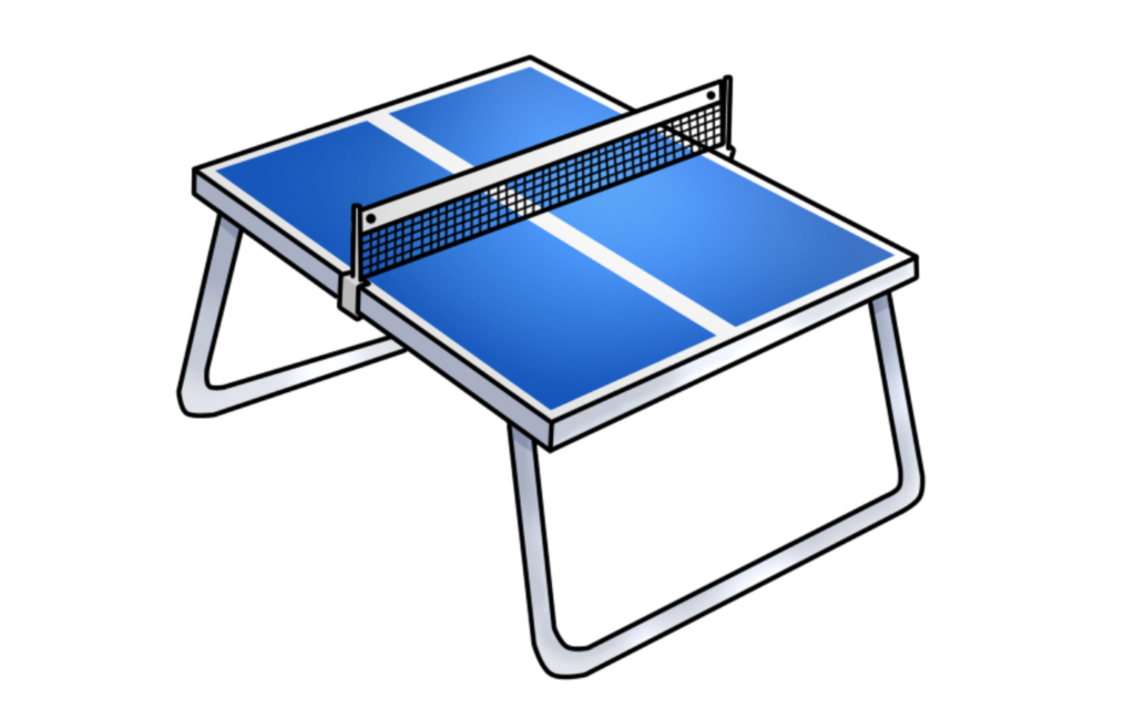 Ping Pong Club is inclusive and will accept any members regardless of previous experience.