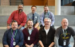 EHS Research Team's unique fundraiser: Shave the Beard