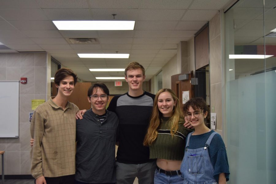 Edina welcomes new National Hispanic Merit Scholars