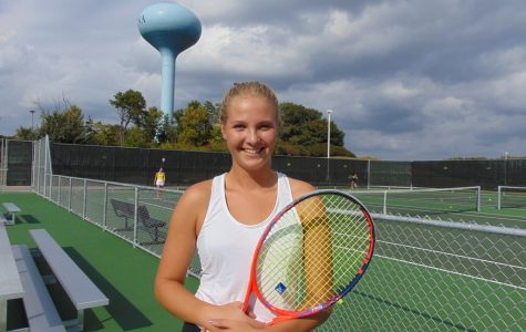 Athlete of the Month: Andrea Janson