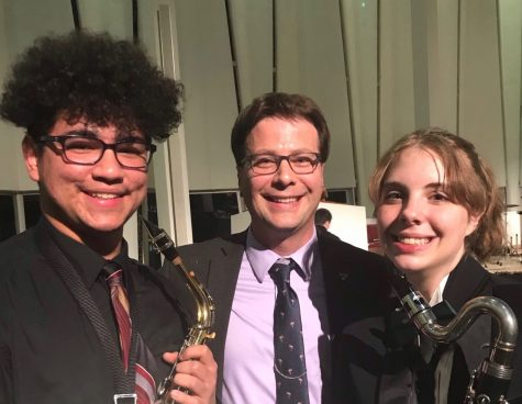 Senior performs at prestigious Bjorling Music Festival