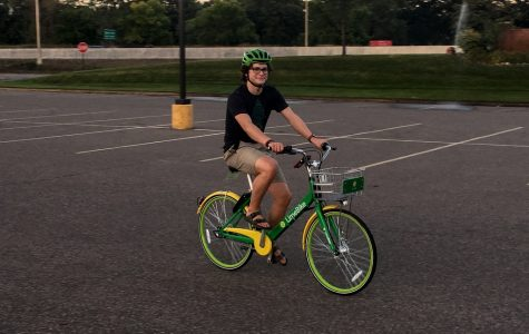 Lime Bikes provide alternative transportation to Edina residents, but is there a hidden cost?