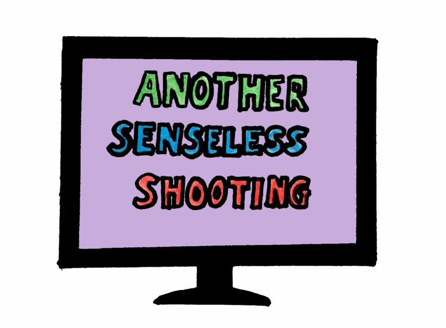The crisis of growing desensitization to mass shootings