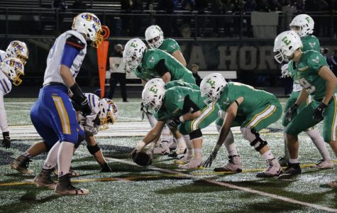 Edina Varsity Football Team ends their season with a close game