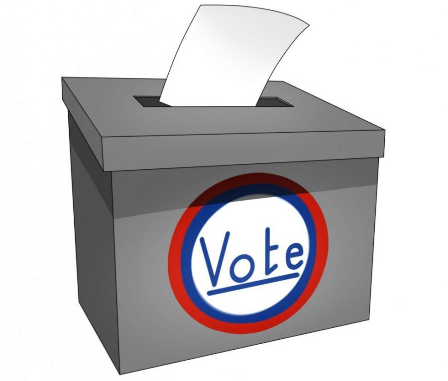 Vote because those that you may disagree with will