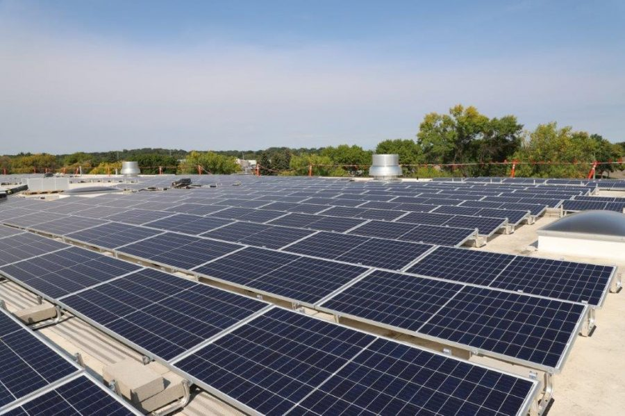 Edina launches first ever city-hosted community solar garden