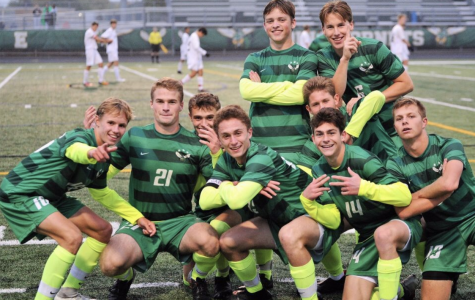 Boys' Soccer team receives seven all-conference awards