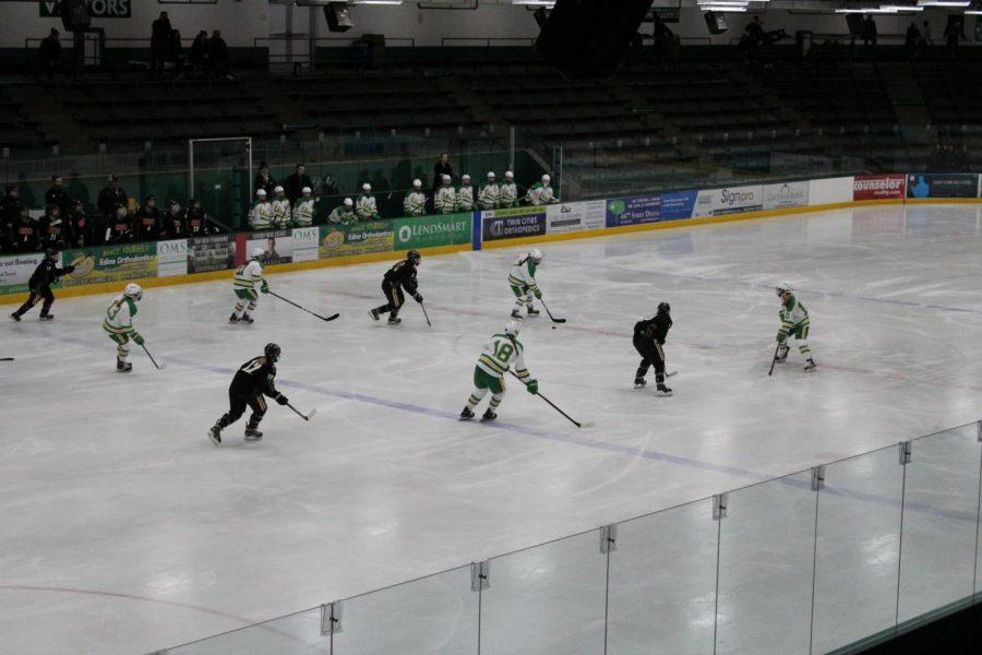 Boys and Girls Hockey teams ride waves of success