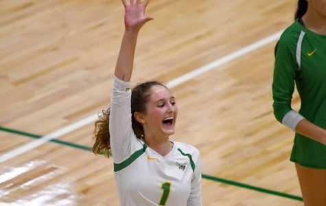 Athlete of the Month: Taelyr Czech