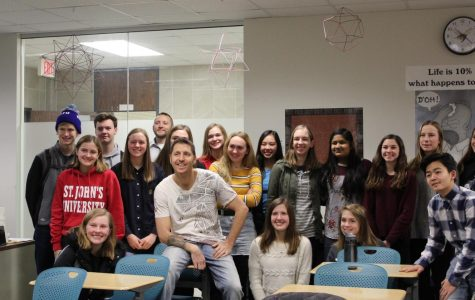EHS Faith Club: creating a community