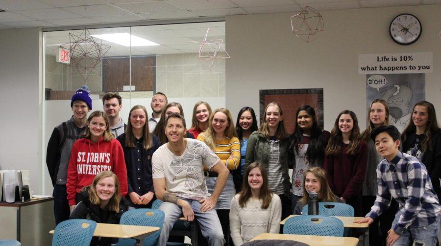 EHS Faith Club: creating a community