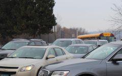 Crash raises questions about parking lot safety at EHS