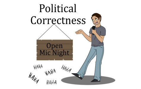Political correctness: the kryptonite of comedy