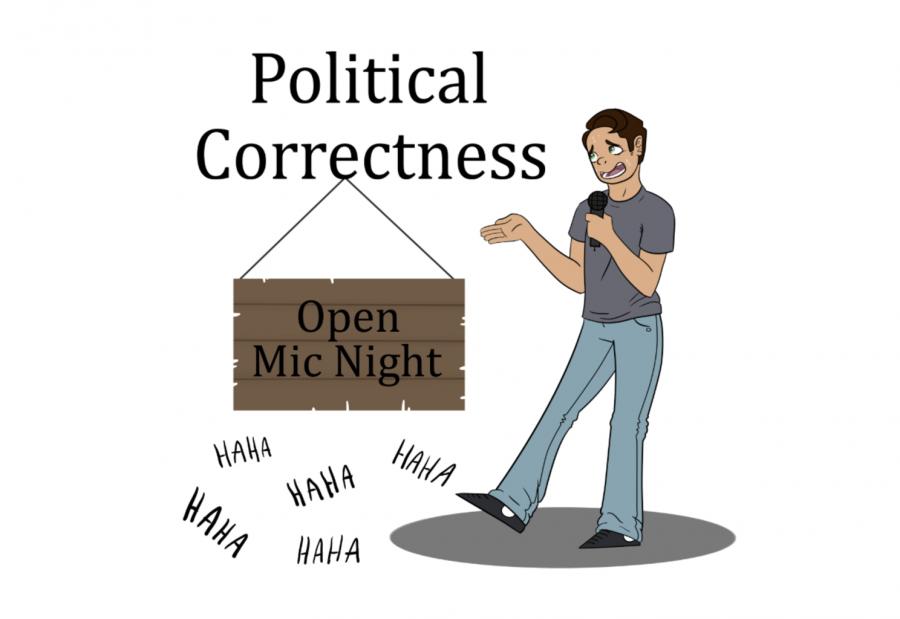 Political+correctness%3A+the+kryptonite+of+comedy