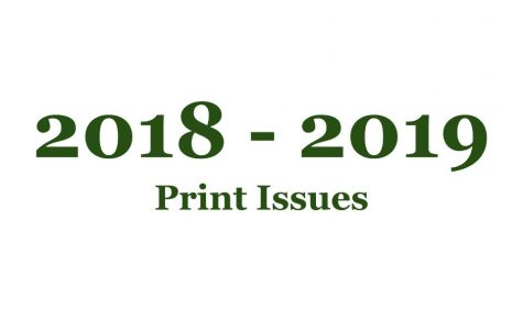 2018-2019 Print Issues