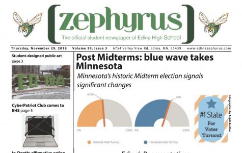 Issue 3 – November 29, 2018