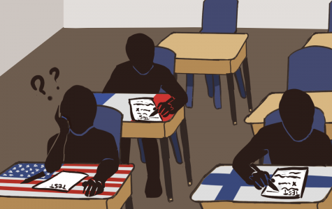 American students lag behind internationally