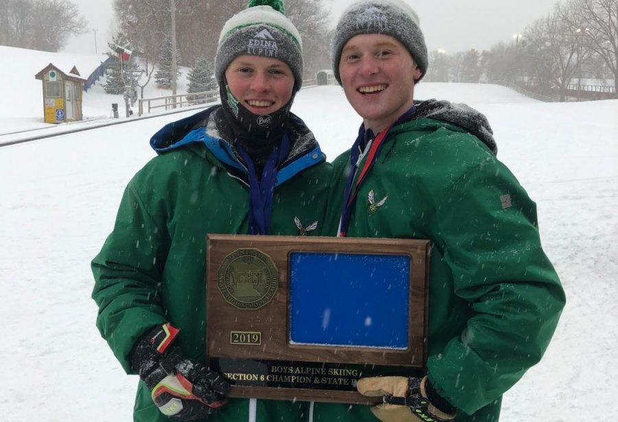 Athlete(s) of the month: Carl and Adam Berghult