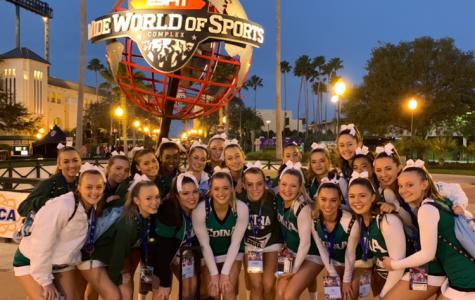 Edina Cheerleading heads to Nationals in Disney World