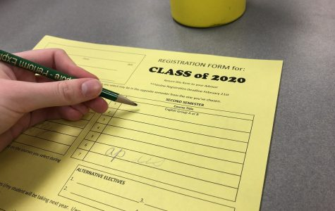 Course registration calamity: How to stay calm and confident when choosing classes