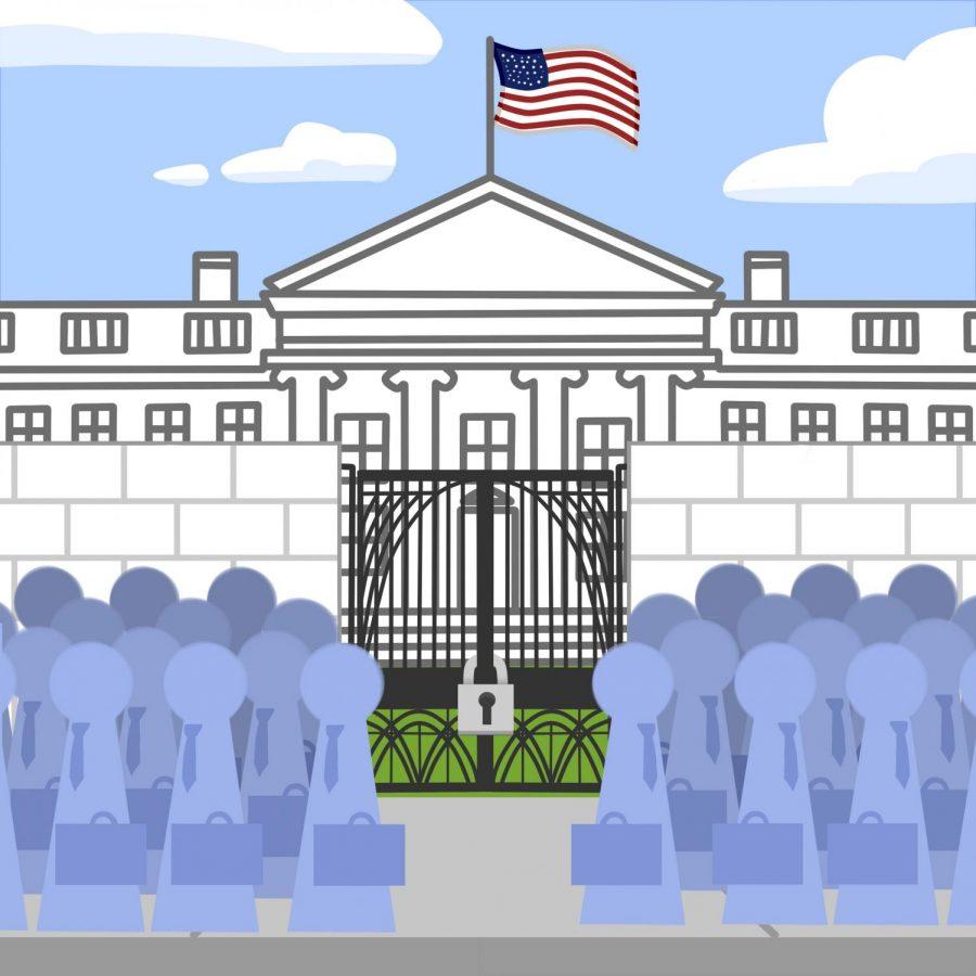 Zephyrus Leaving the White House