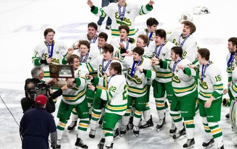 Full hearts, no losses: Edina Boys' Hockey brings home another championship