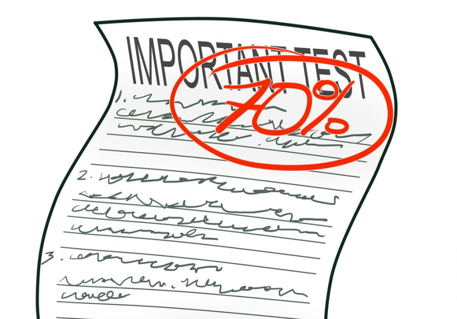 Does EHS' new retake policy have a positive effect on students?