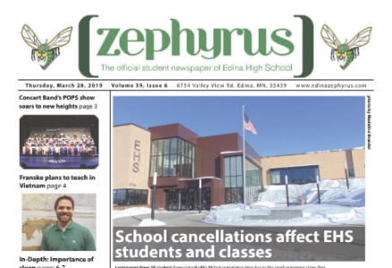 Issue 6 – March 28, 2019