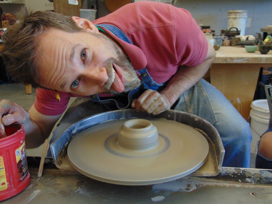 Mr. Lundgren's passion for art explains a bigger picture