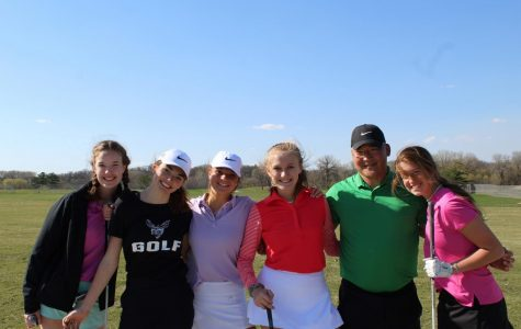 Girls' Golf Team prepares for fifth state title