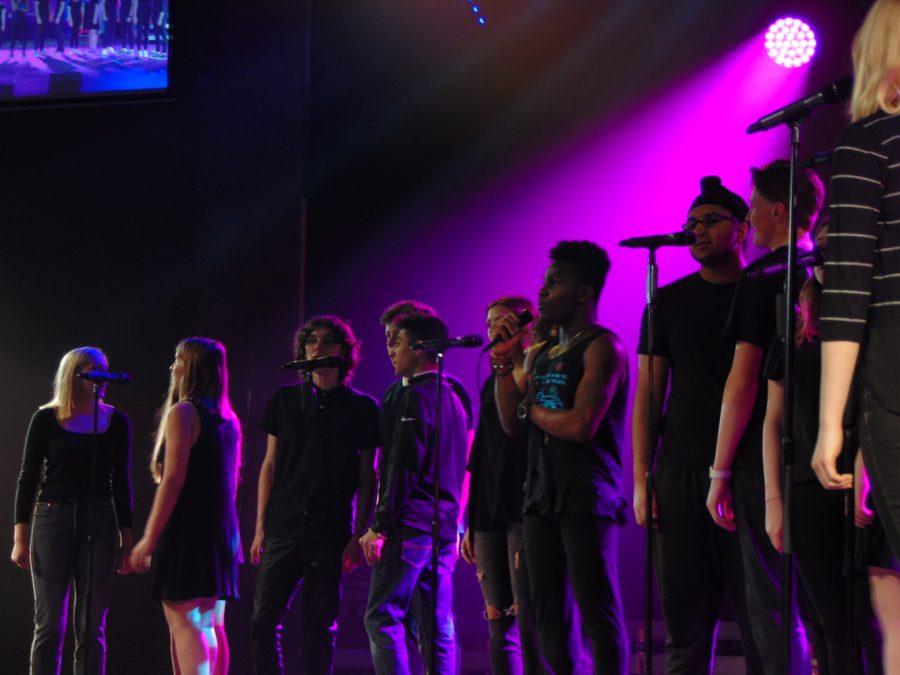 A review of Edina Concert Choir's Current Jam