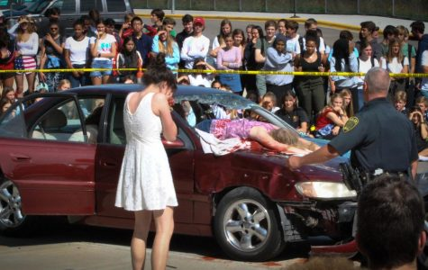 Pictures of the 2019 Mock Crash