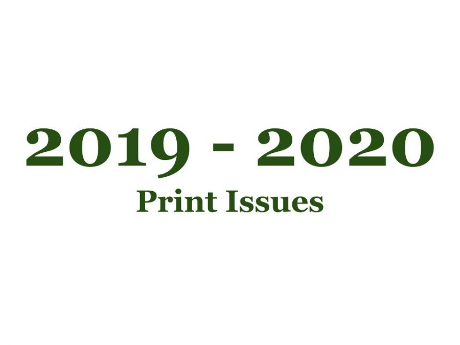 2019-2020 Print Issues