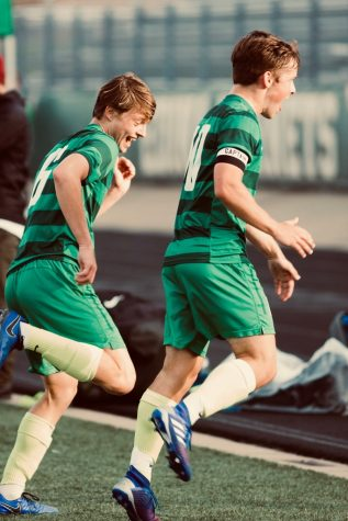 AOTM: Oscar Smythe leads Edina Boys' Soccer to an undefeated season