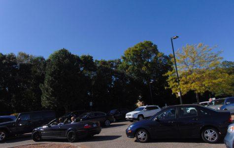 Parking at Edina High School; the perils and pitfalls