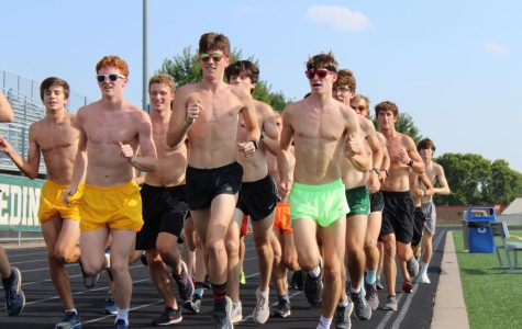 Boys' Cross Country makes a comeback
