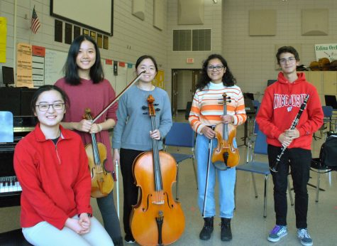 Students take initiative to share their passion for classical music