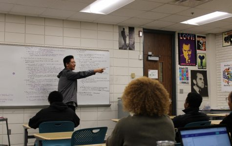 African American History course hides in the shadow