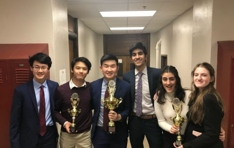Speech and Debate: a serious commitment many consider