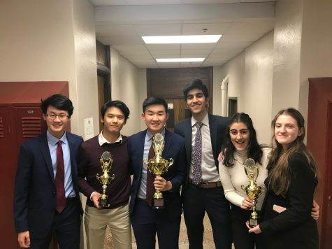 EHS boasts successful Mock Trial team