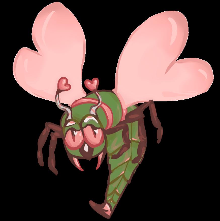 heart hornet.tiffany