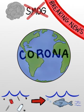 Eviromental impacts of COVID-19