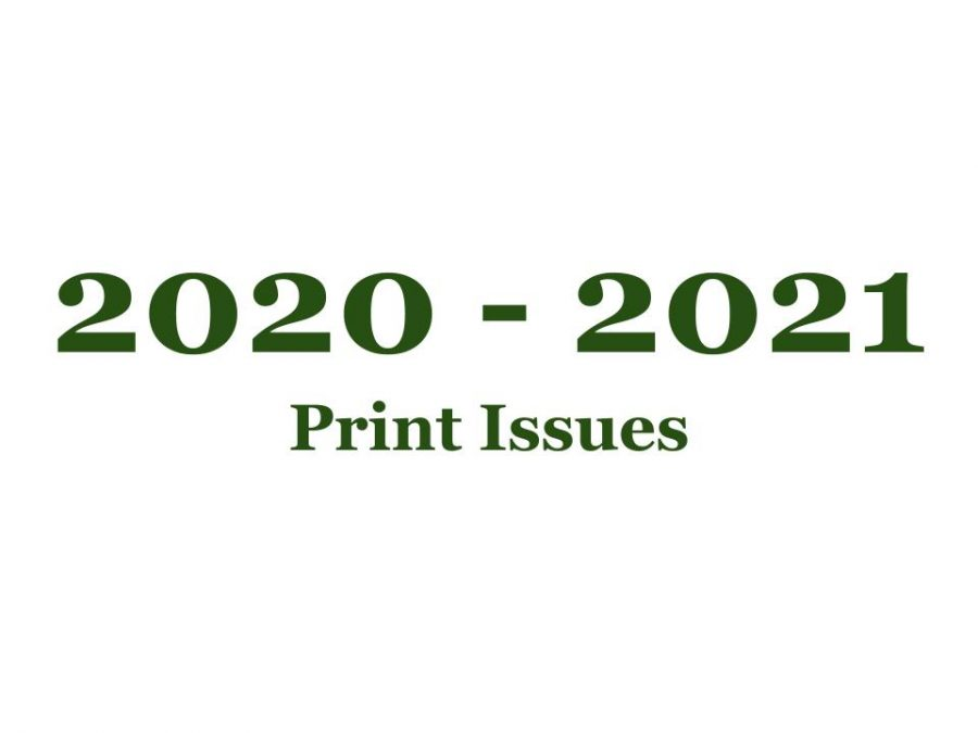 2020-2021 Print Issues