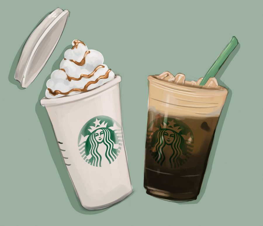 Starbucks+fall+drinks%E2%80%94are+they+worth+it%3F