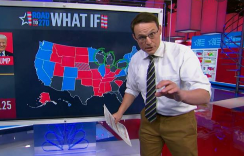 Steve Kornacki, the viral election sensation