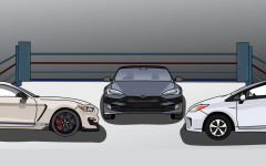The auto industry is headed towards an electrifying future