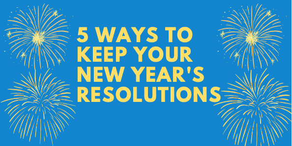 5 ways to keep your new year