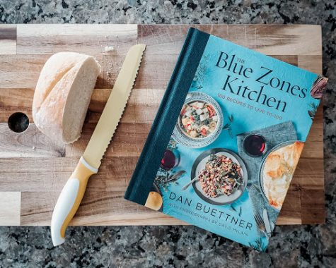 "Live longer with wonderful recipes from ""The Blue Zones Kitchen"""
