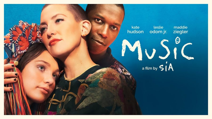 "Sia's movie ""Music"" stirs controversy over lack of autism representation"
