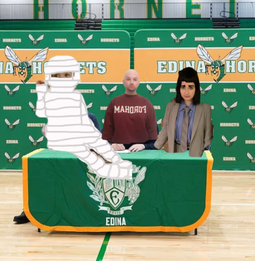 Signed Away: Brock Jefferson commits to play hockey at the University of Florida, Miami